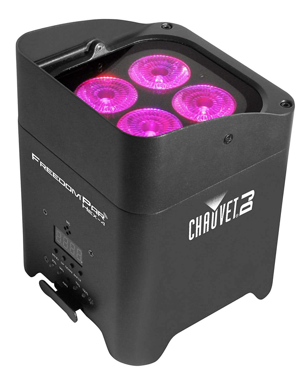 Chauvet DJ Led Lighting review