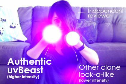 uvBeast Black Light UV Flashlight Pros and Cons