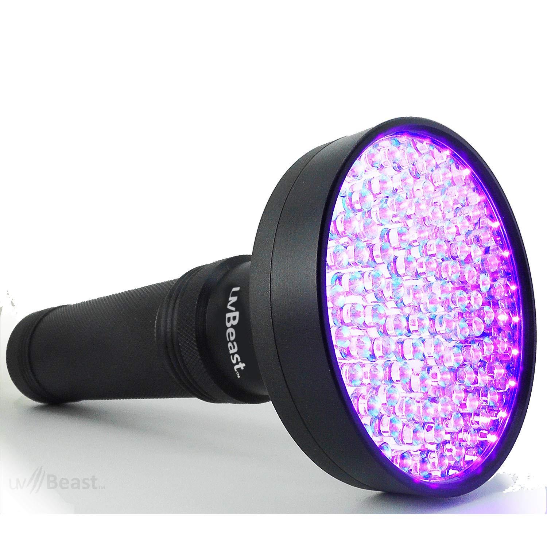 uvBeast Black Light UV Flashlight review
