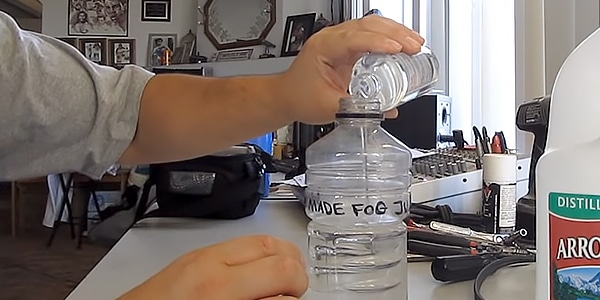 How to Make Fog Juice
