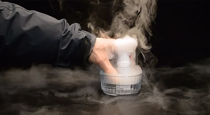 How to Make Fog with Dry Ice