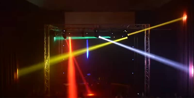 How to Setup DJ Lights – Full Guide