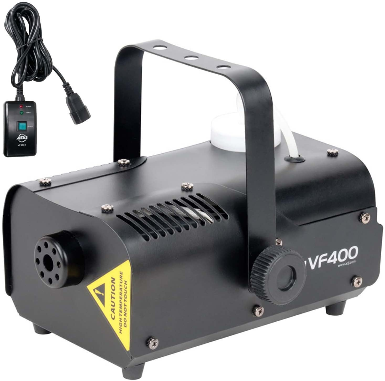 ADJ Products VF400 Compact Fog Machine review
