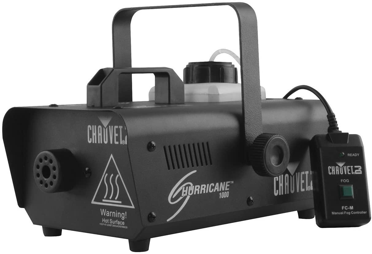 Chauvet DJ Hurricane 1000 Compact review