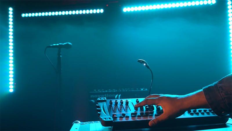 DJ Lights Controllers Fixtures