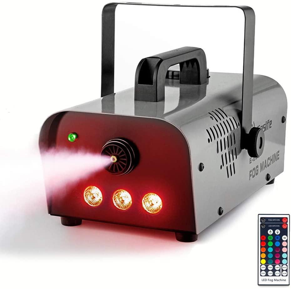 Easife 600-Watt Professional Fog Machine review