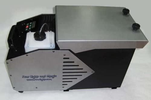 StarLight Low-Lying Digital Fog Machine review