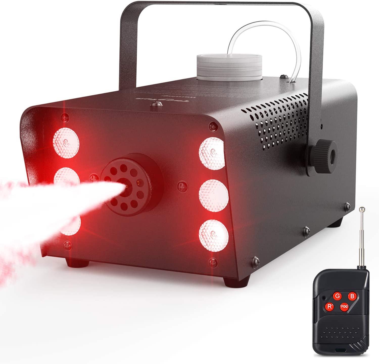 Theefun 500-Watt Fog Machine review