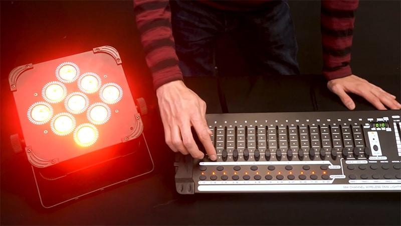 Usability DJ Lights Controllers